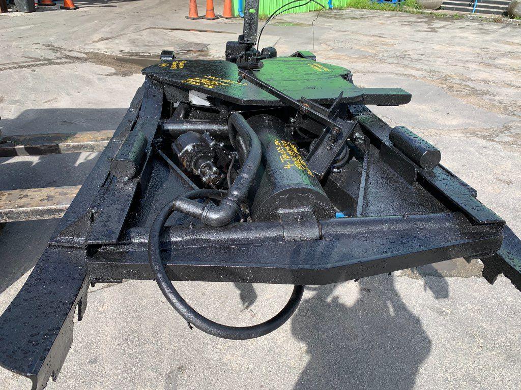2001 BARTLETT 7M85YAH4F-13 HYDRAULIC FIFTH WHEEL