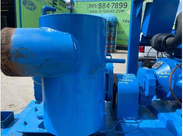 2001 TECHNODRIVE RM100 PTO AND PUMPS RATIO:3.66D