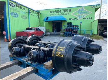 1998 FRUEHAUF TRAILER AXLES