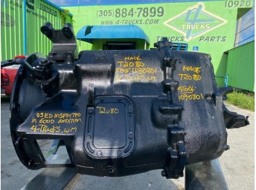 2002 MACK T2080 TRANSMISSION 8 SPEED