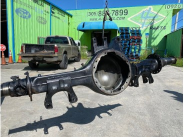 2013 ROCKWELL-MERITOR RT22145 WITH HENDRICKSON HANGERS AXLE HOUSINGS