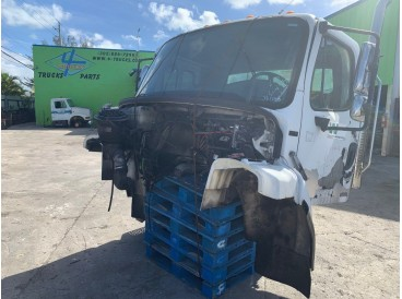 2006 FREIGHTLINER M2 BUSINESS CLASS RECYCLING CABS