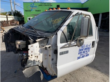 2006 FORD F650 SUPER DUTY CABS