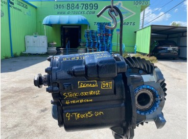 2010 ROCKWELL-MERITOR RT23160 DIFFERENTIALS R:3.91