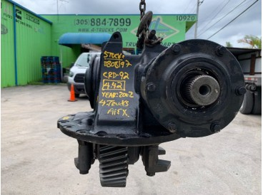 2002 MACK CRD 92 FRONT DIFFERENTIALS RATIO 4.42