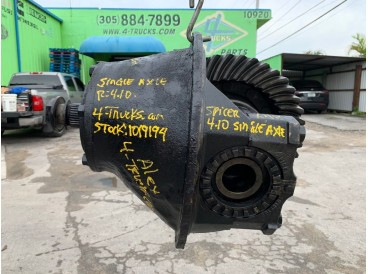 2002 SPICER 190 SPICER SINGLE AXLE DIFF DIFFERENTIALS R:4.10