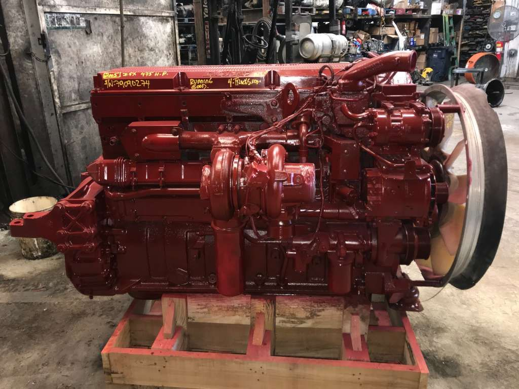 2005 CUMMINS ISX ENGINES 475HP