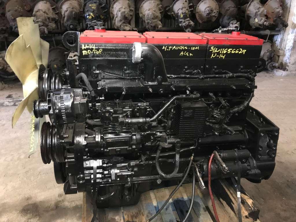 1994 CUMMINS N14 ENGINES 370HP