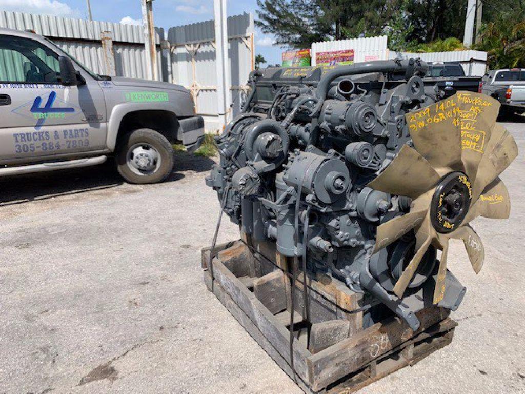 2009 DETROIT 14.0L ENGINES 515HP