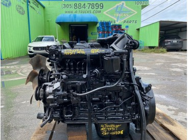 1992 MITSUBISHI 4D31 ENGINE 130HP