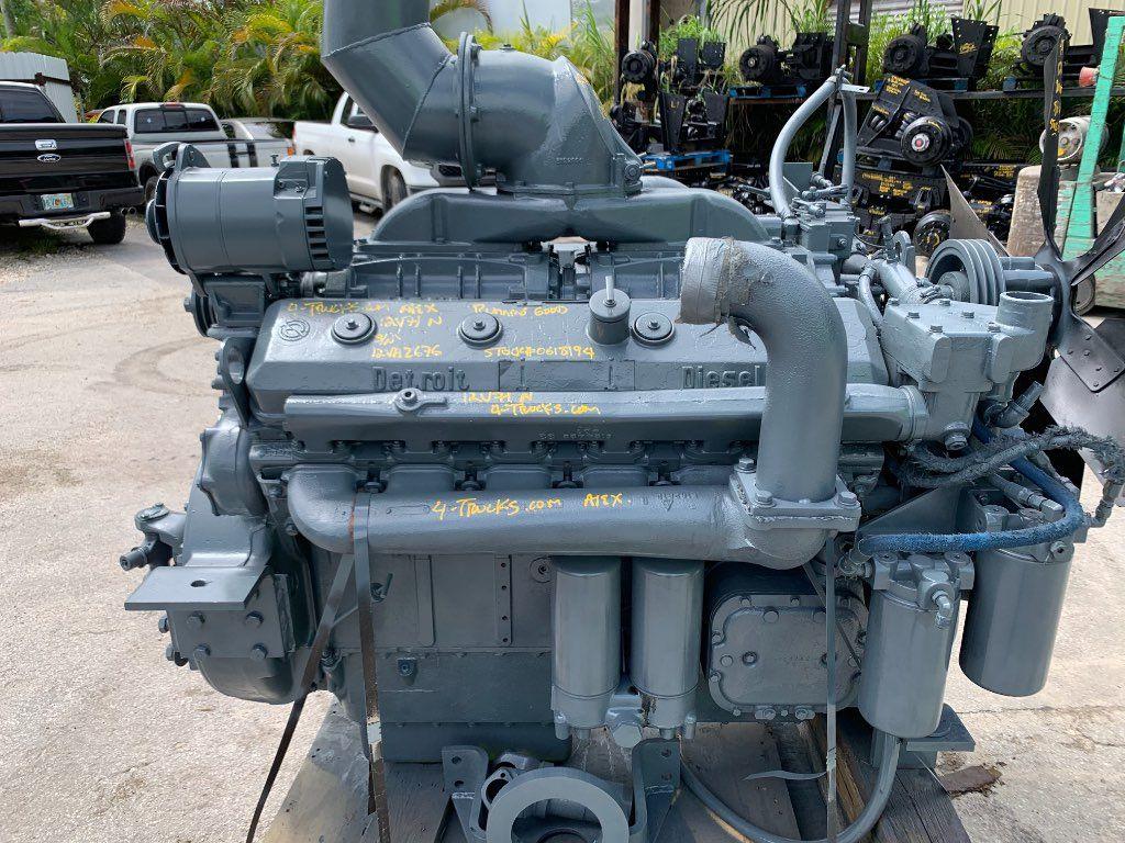 1980 DETROIT 12V71 ENGINES 450 HP