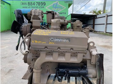 1980 CUMMINS V-555 V8 CUMMINS ENGINES 216 HP