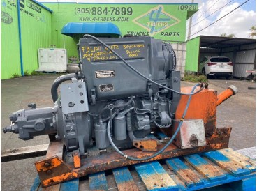2007 DEUTZ F3L1011 ENGINE 54.6HP