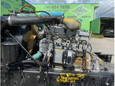 2004 MERCEDES OM904 ENGINE 170HP