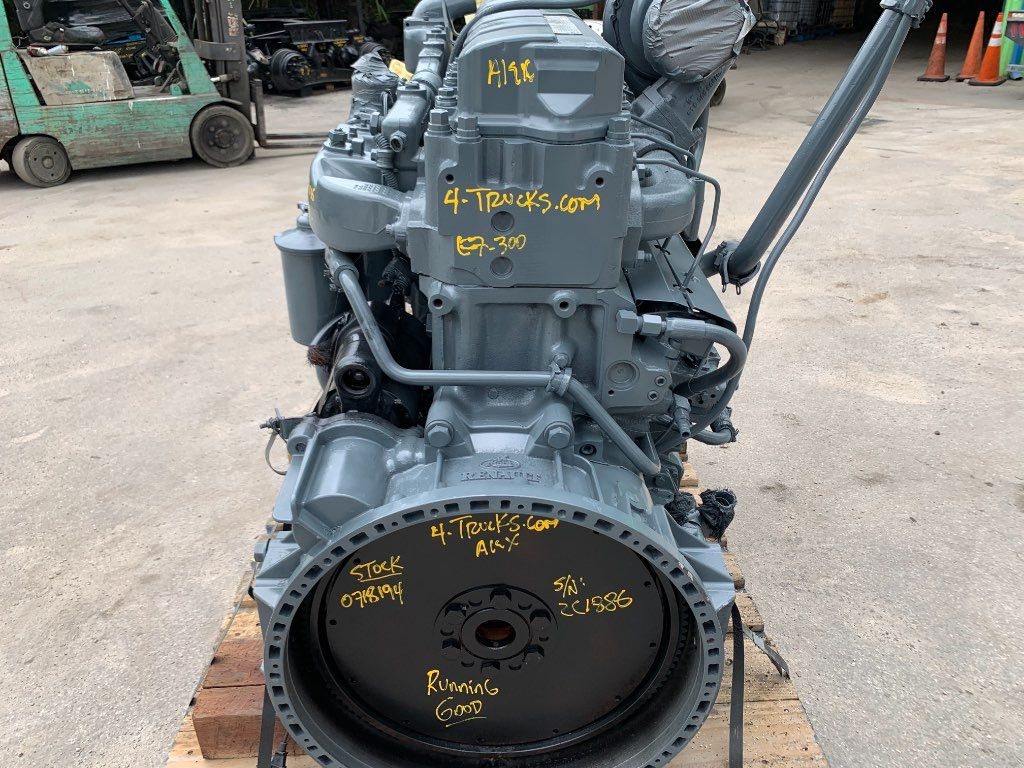 2002 MACK E7-300 E-TECH ENGINES 300 HP