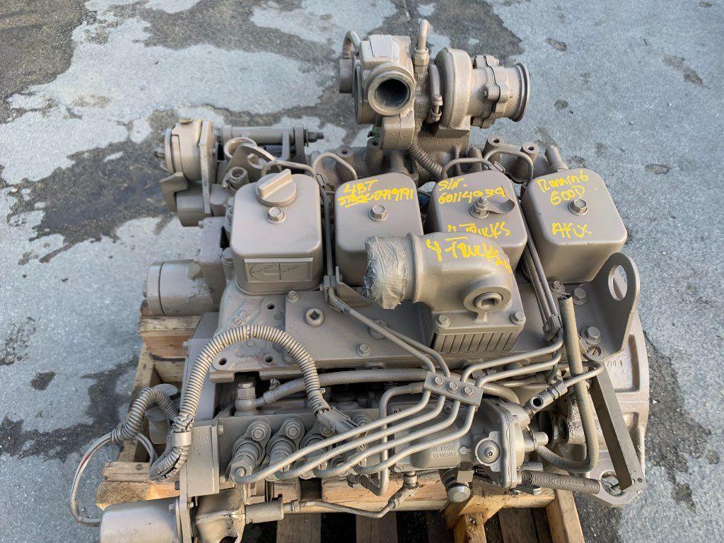 1997 CUMMINS 4BT-3.9L ENGINES 130 HP