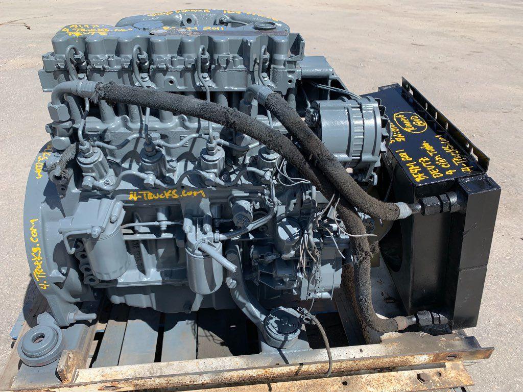2004 DEUTZ BF4M-2011 ENGINES 62 HP