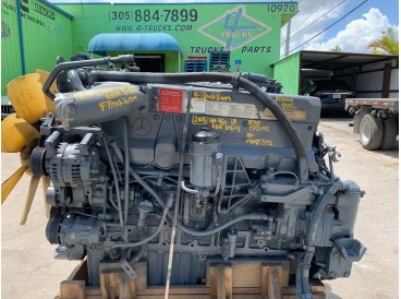 2005 MERCEDES OM-460 LA EGR VALVE ENGINE 450-460 HP