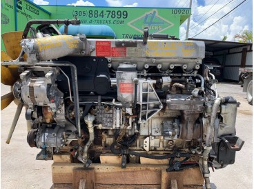 2005 MERCEDES OM 460 LA ENGINES 450 HP
