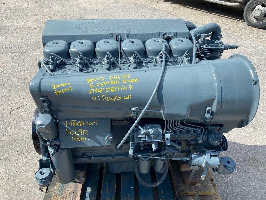 1998 DEUTZ F6L912 ENGINE 100 HP