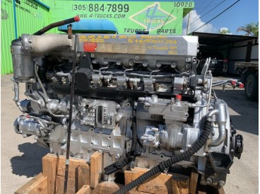 2003 MERCEDES OM 460 LA ENGINE 450 HP