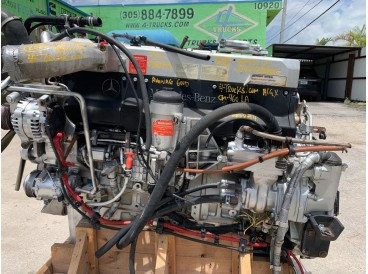 2005 MERCEDES OM 460 LA ENGINE 450 HP