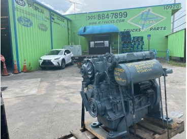 2012 DEUTZ F4L1011F ENGINE 50HP