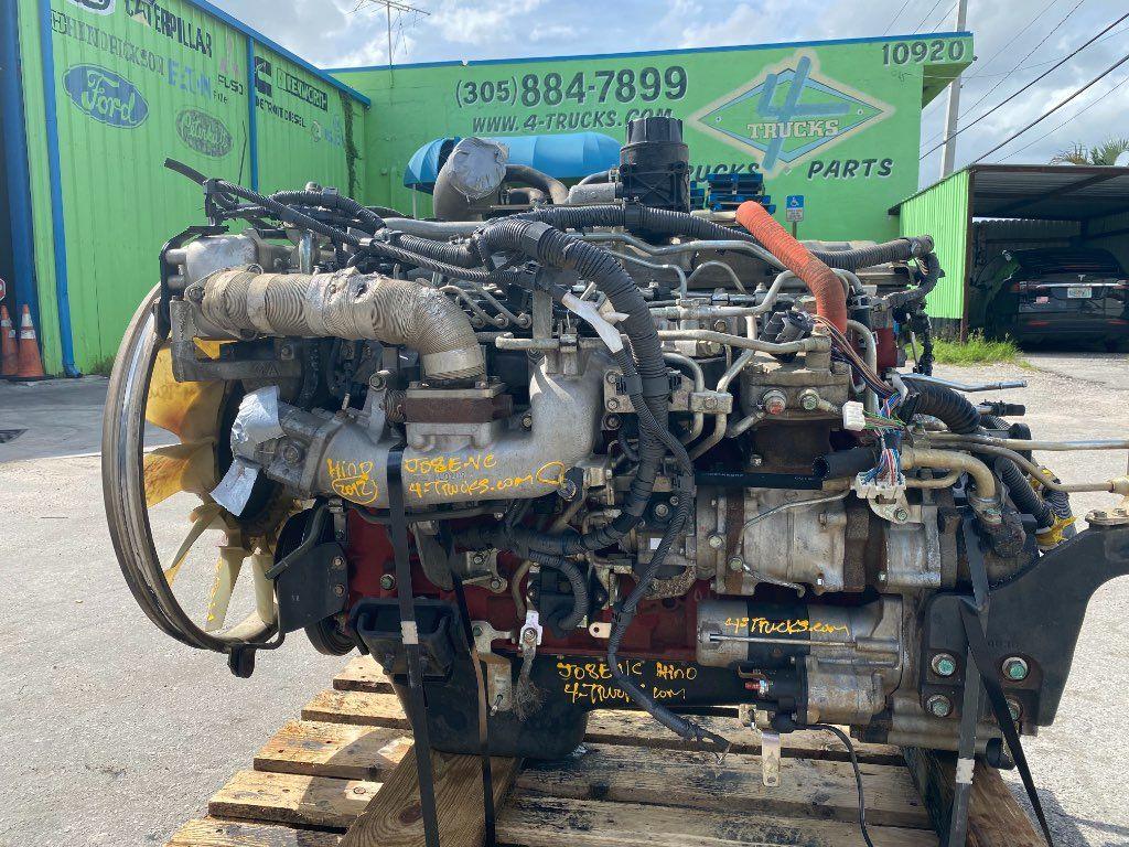 2012 HINO J08E-VC ENGINE 220 HP