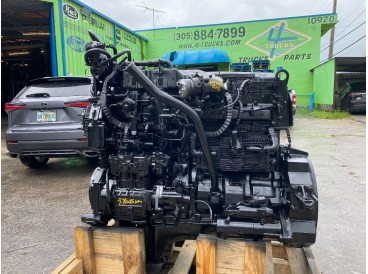 2008 INTERNATIONAL MAXXFORCE ENGINE 260 HP