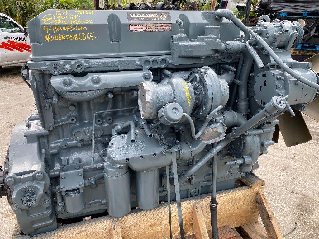 2000 DETROIT 12.7 ENGINE 500 HP