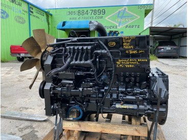 2010 CUMMINS ISM ENGINE 410HP