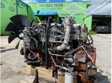 2007 ISUZU 6HK1X ENGINE 234HP