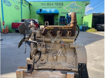 1996 JOHN DEERE 4039DF ENGINE 54HP