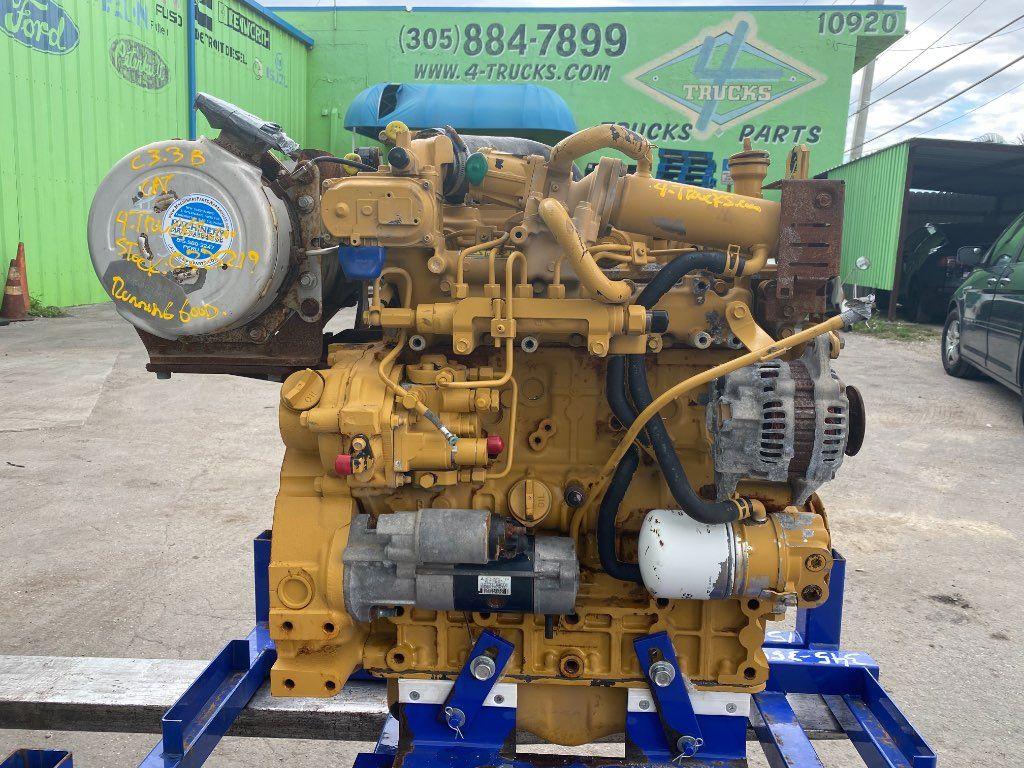 2011 CATERPILLAR C3.3B ENGINE 73 HP
