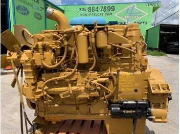 1993 CATERPILLAR 3406B ENGINE 400 HP