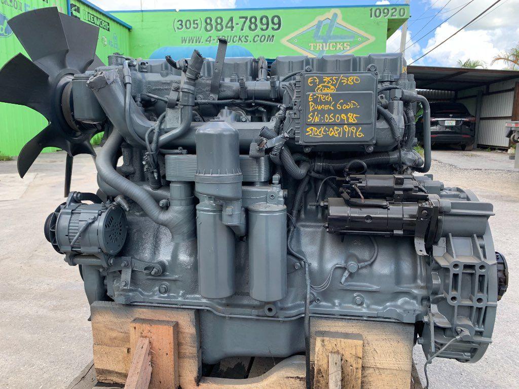 2000 MACK E7 355/380 E-TECH ENGINE 355/380 HP