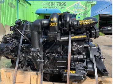 1985 ISUZU 6BD1T ENGINE 170 HP