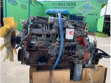 2001 ISUZU 6HK1XN ENGINE 197-200 HP