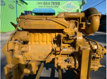 1980 CATERPILLAR D343 ENGINE 415 HP