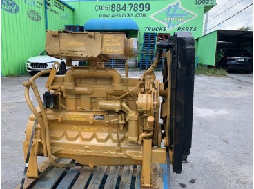 1980 JOHN DEERE 6414DF001 ENGINE 90 HP