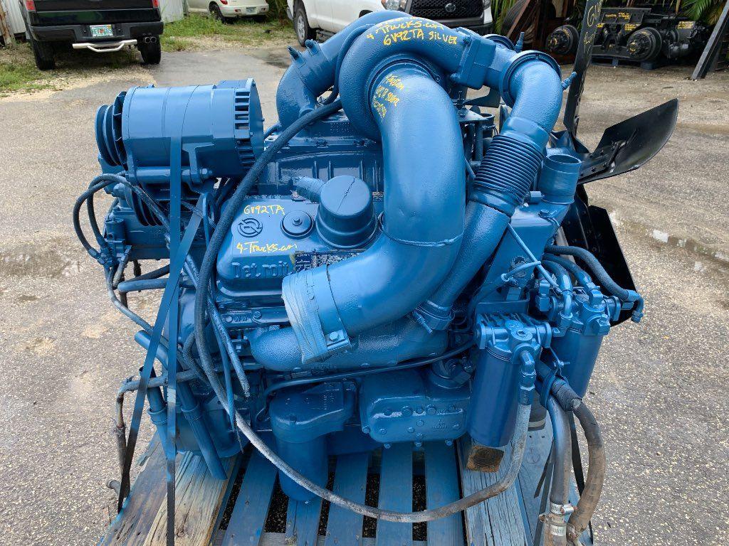 1980 DETROIT 6V92TA  ENGINE 335 HP