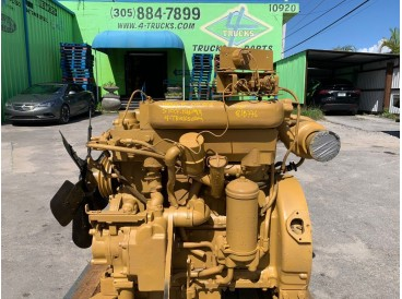 1981 CATERPILLAR D330 ENGINE 105HP