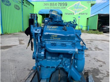 1985 DETROIT 6V53 ENGINE 216HP