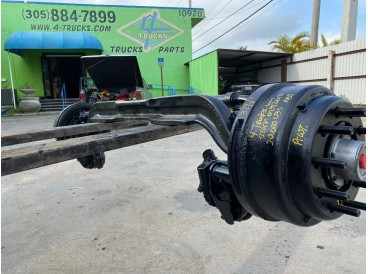 2011 ROCKWELL-MERITOR 20.000 LBS FRONT AXLES