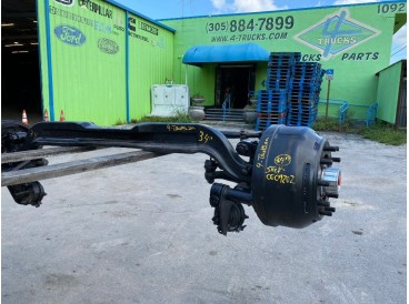2004 ROCKWELL 18.000-20.000LBS FRONT AXLES
