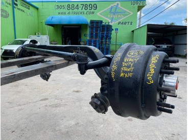 2005 ROCKWELL 20.000LBS FRONT AXLES