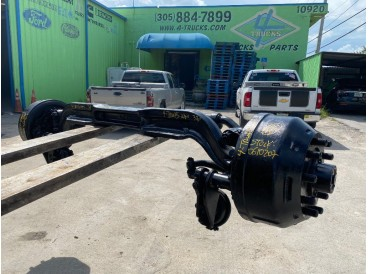 1996 ROCKWELL 18.000-20.000LBS BUD TYPE FRONT AXLES