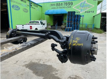 1998 ROCKWELL 18.000-20.000LBS FRONT AXLES
