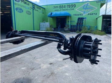 2008 SPICER F650 FRONT AXLES