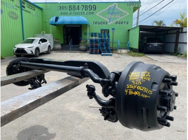 1996 ROCKWELL 18.000-20.000LBS FRONT AXLES